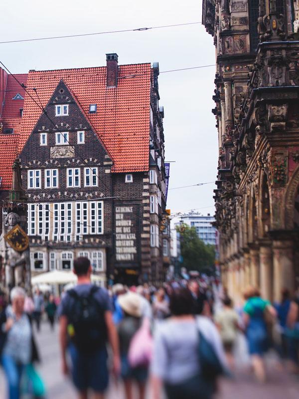 Einwohner Bremens